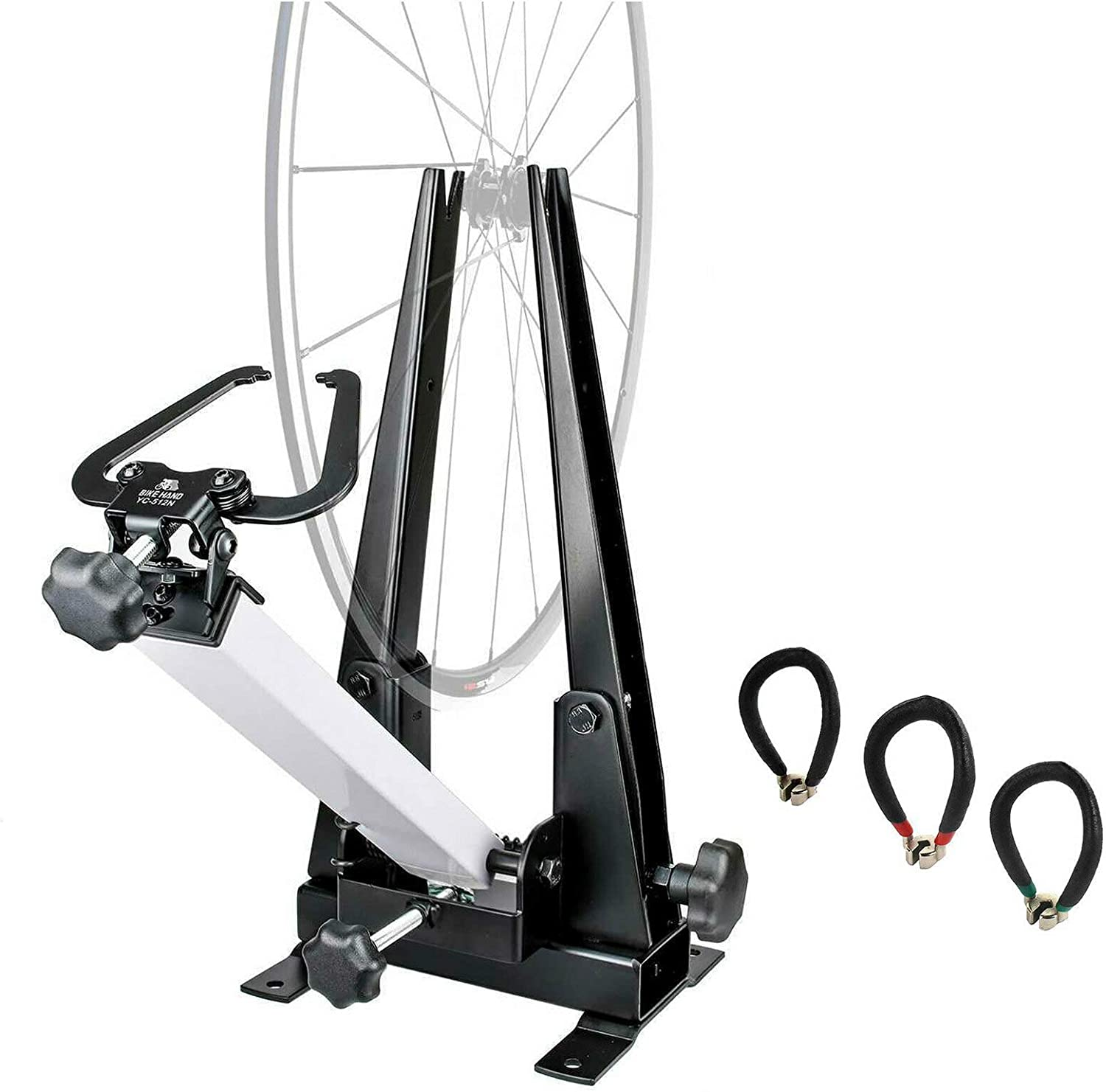 Bikehand Bikehand Bike Wheel Truing Stand Bicycle Wheel ...