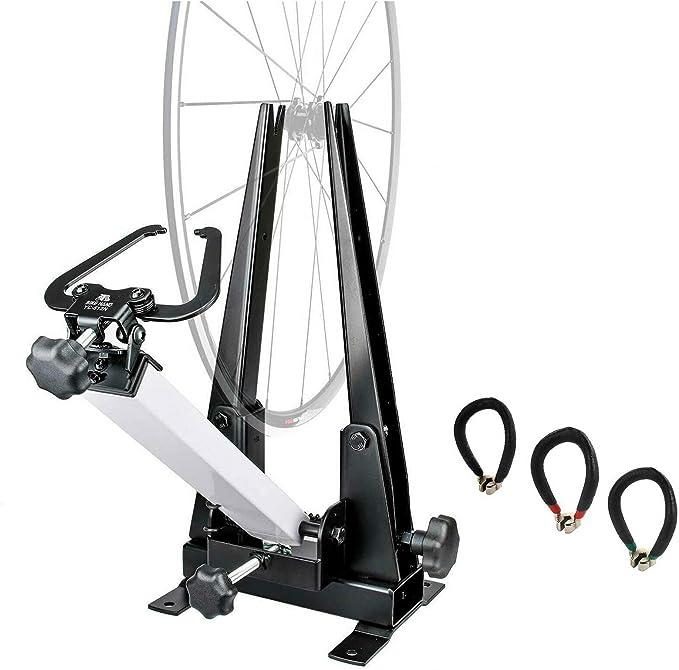 Bikehand Bikehand Bike Wheel Truing Stand Bicycle Wheel Maintenance by Bike Hand: Amazon.es: Deportes y aire libre