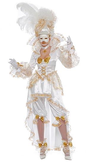 César - Disfraz de veneciana para mujer (adulto), talla 36 ...