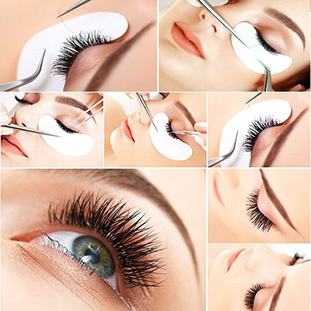 Amazon.com : LANKIZ Flat Lashes C curl Eyelash Extensions 0.15mm Mixed Tray, Individual Flat Lash Extensions False Eyelash Extension Supplies for Beauty ...