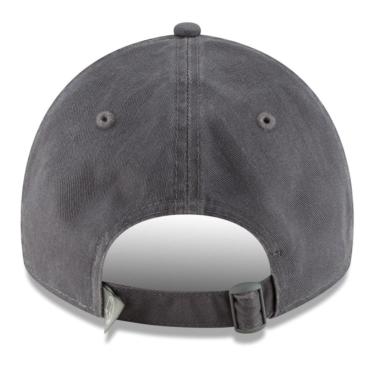 18b7e4610 Amazon.com : New Era Boston Red Sox MLB 9Twenty Classic Tonal Adjustable  Graphite Hat : Clothing