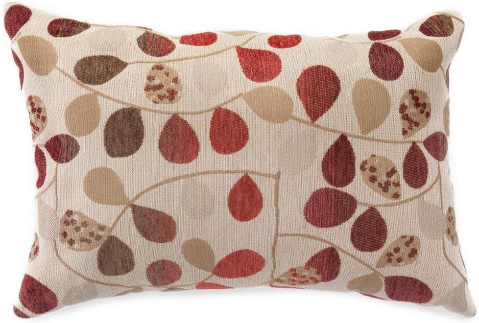 Brentwood Originals Bayberry Pillow, 14x20, Rogue