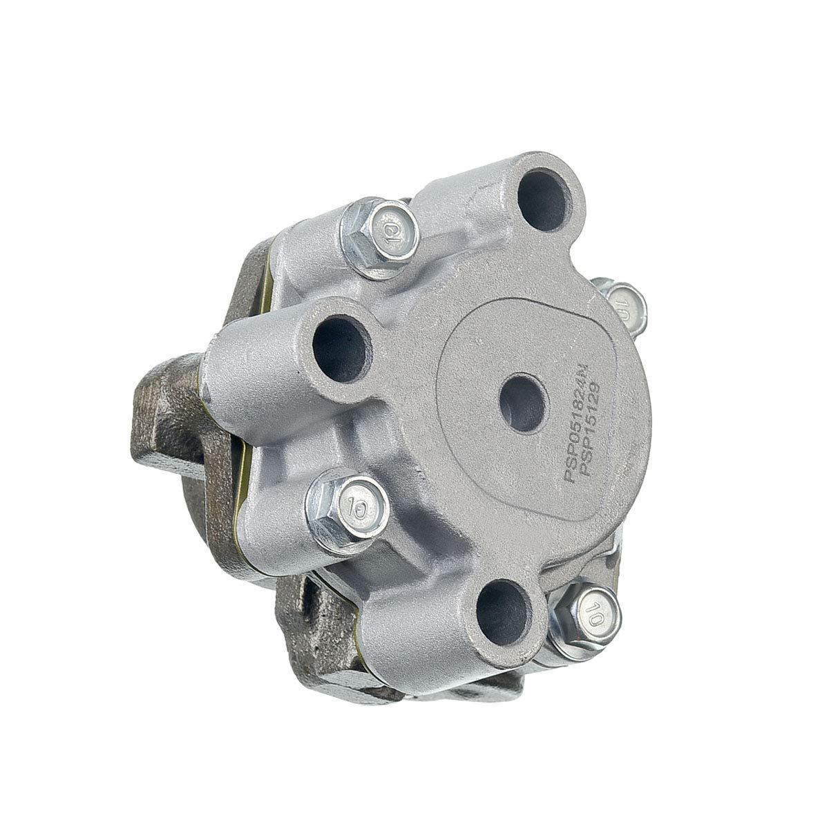 A-Premium Power Steering Pump for Toyota Corolla Chevrolet Prizm 1998-2000 I4 1.8L
