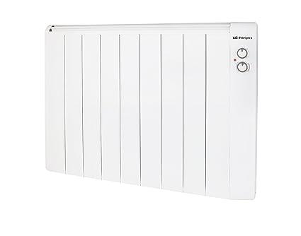 Orbegozo RRM 1500 - Emisor térmico sin aceite, 8 elementos, 1500 W: Amazon.es: Hogar