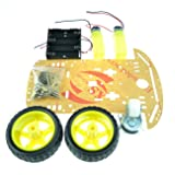 Laqiya 2WD Smart Robot Car Chassis Kit with Speed