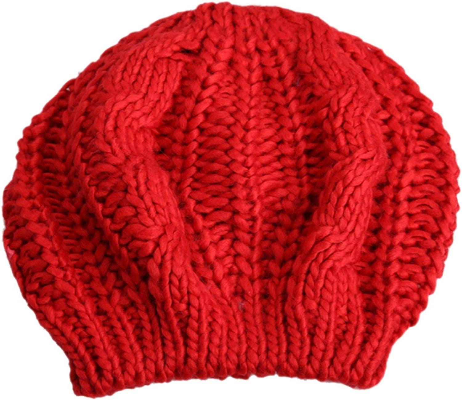 Warm Winter Hat Women Beret...