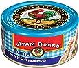 Ayam Brand Tuna Mayonnaise 160g | Wild Caught Premium Tuna | Halal & Healthier Choice | No Preservatives or Additives