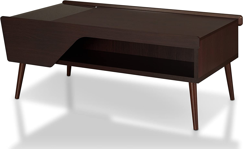 - Amazon.com: Furniture Of America Earnest Mid-Century Modern Coffee