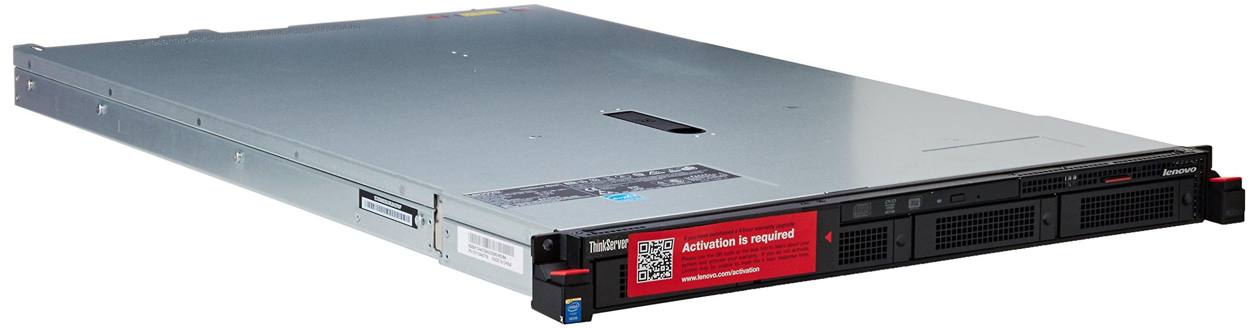 Lenovo ThinkServer RD350 70D60026UX 1U Rack Server - 1 x Intel Xeon E5-2630 v3 Octa-core (8 Core) 2.40 GHz