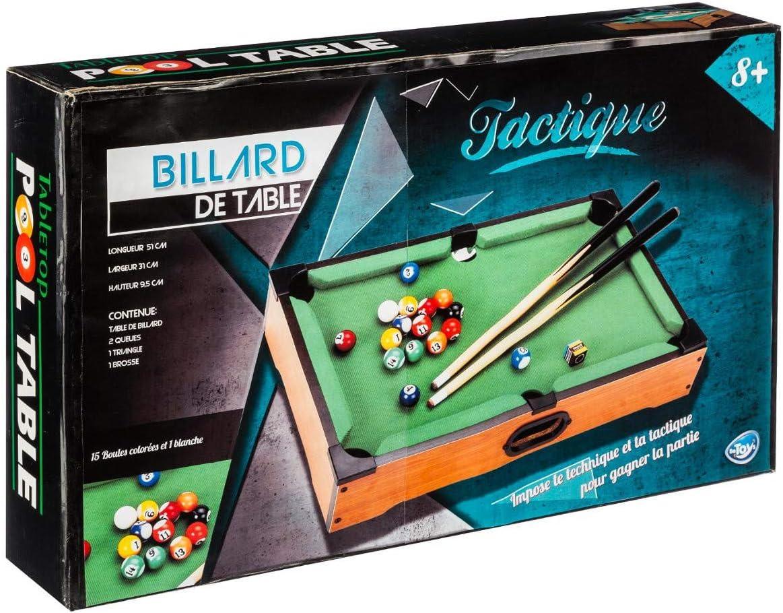 Betoys – 114117 – Mini Billar de Mesa: Amazon.es: Juguetes y juegos