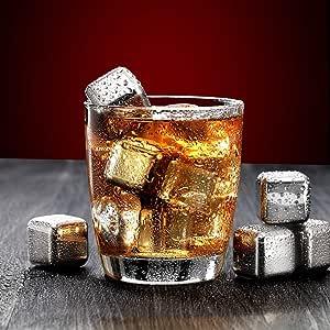 Compra xianshiCarnaval de San Valentín Piedras de Whisky ...