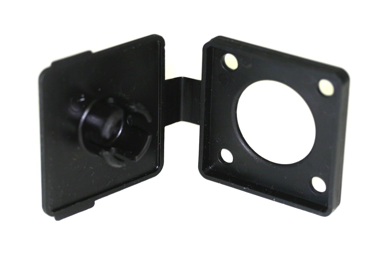 LPG Filler Cap Rectangular M22 for HK- flat, LPG GPL HybridSupply®