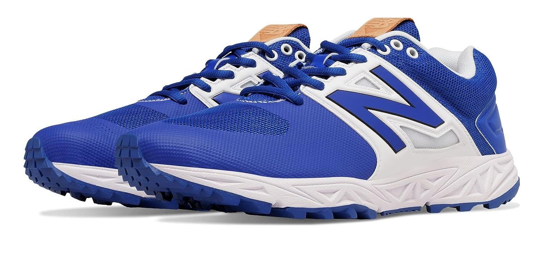 (ニューバランス) New Balance 靴シューズ メンズ野球 Turf 3000v3 Royal Blue with White ロイヤル ブルー ホワイト US 7 (25cm) B01J5BRL38