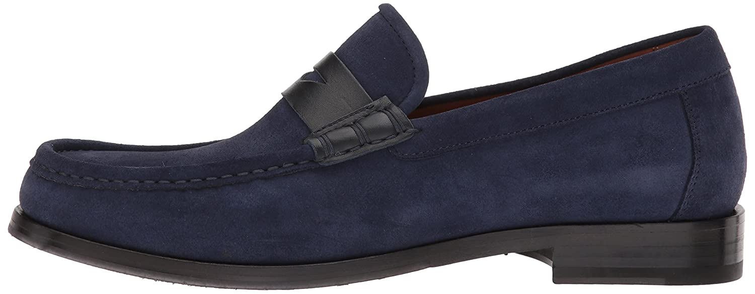 Men's Sebastian Suede Loafer