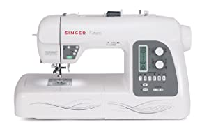 SINGER Futura XL-550 215-Stitch Sewing and Embroidery Machine