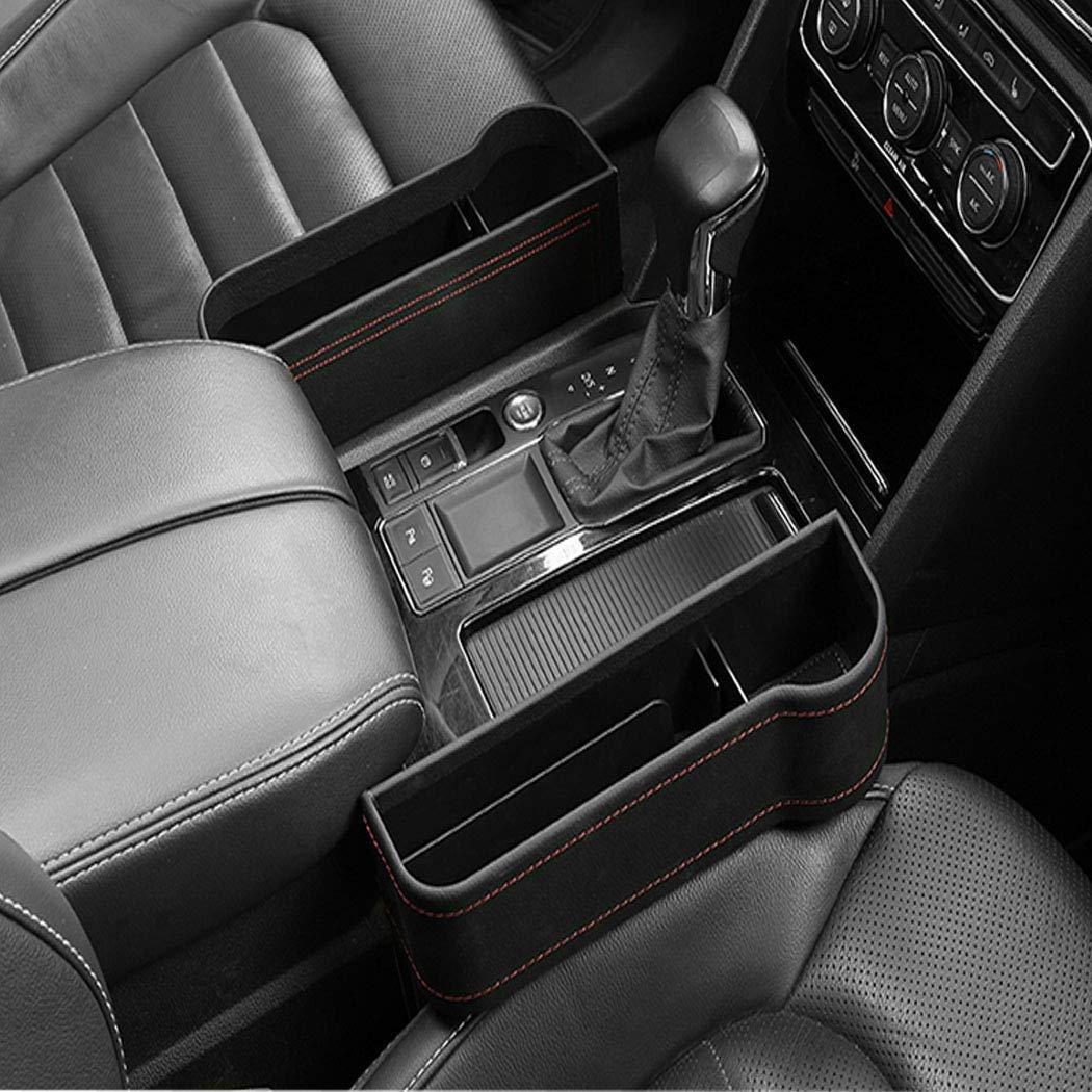 Sacchetto di Immagazzinaggio del Sedile Auto ,Materiale di Stampaggio ad Iniezione di Resina Grezza in Pelle ABS Sedile copilota Che Rende Lauto Pulita e Ordinata