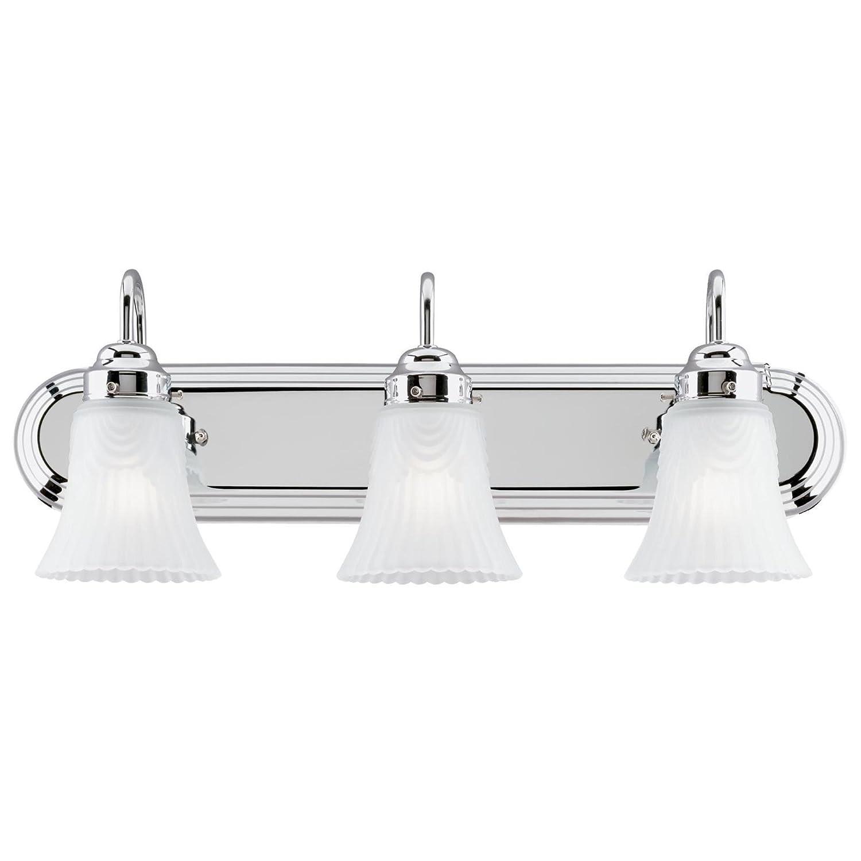 Westinghouse 6652200 3 Light Bracket Bathroom Light