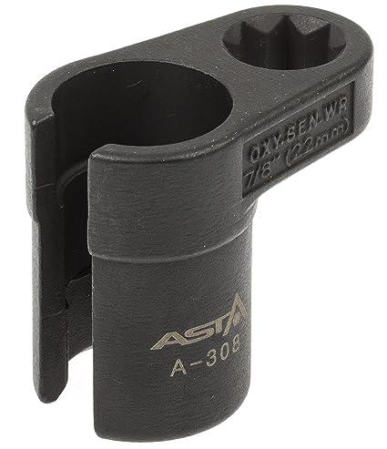 Especial circum Lambda de llave 1,27 cm 22 mm sonda Lambda desarrollar cambiar de