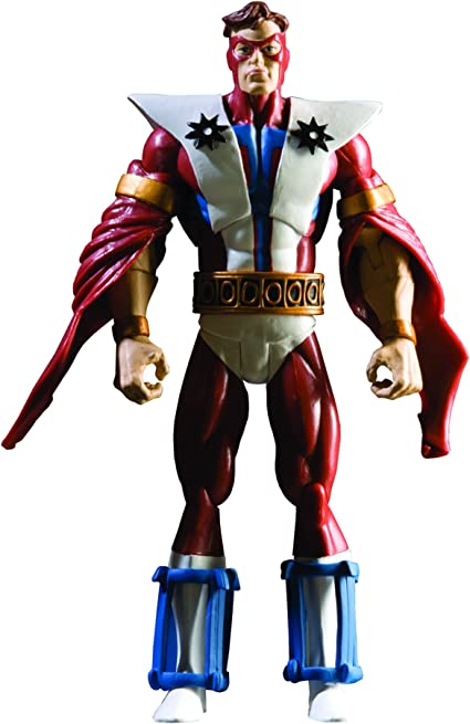 History of the DC Universe Serie 1 Actionfigur Manhunter