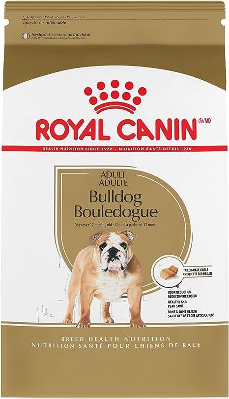 Royal Canin Bulldog Adult Breed