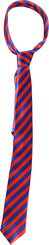 EN DIAGONAL RAYAS lujo seda Feel corbata ideal para Carnaval, mago ...