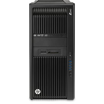 HP K5Y75UPABA Z840 ZC3 0 Workstation, Tower Desktop