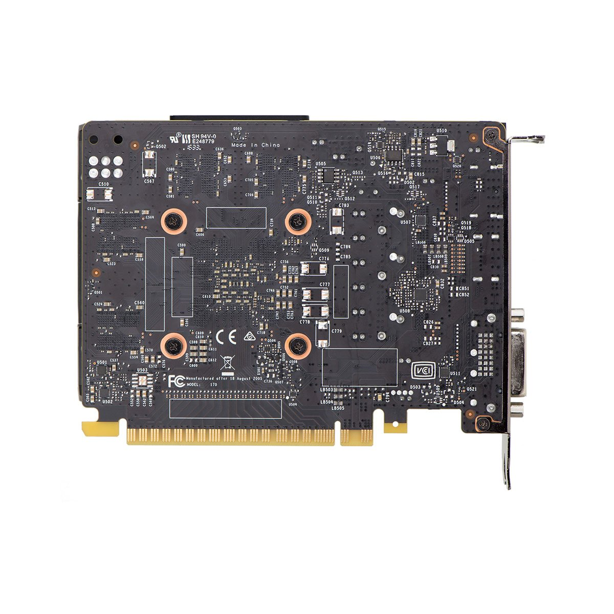 EVGA GeForce GTX 1050 Ti SC GAMING, 4GB GDDR5, DX12 OSD Support (PXOC) Graphics Card 04G-P4-6253-KR by EVGA (Image #3)