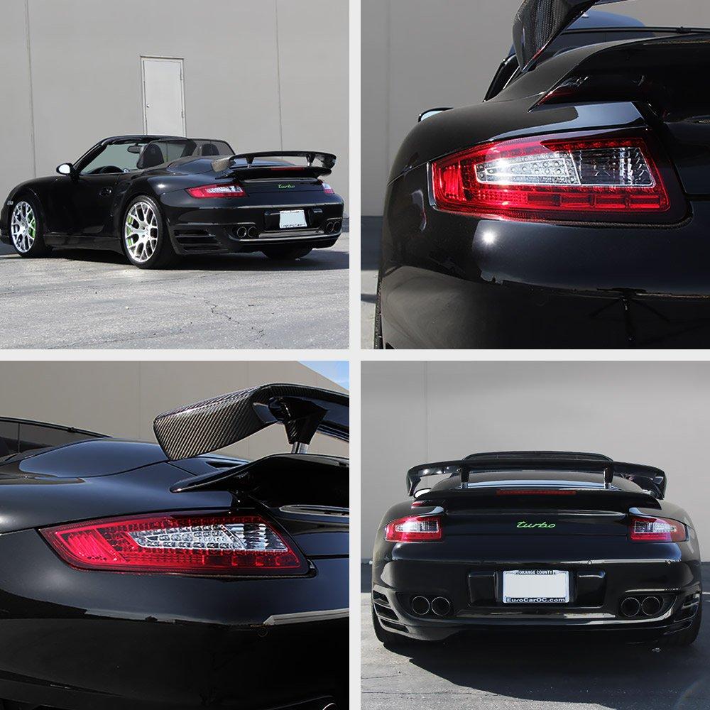 vipmotoz 2005 - 2008 Porsche 997-series Carrera 911 cola luces: Amazon.es: Coche y moto