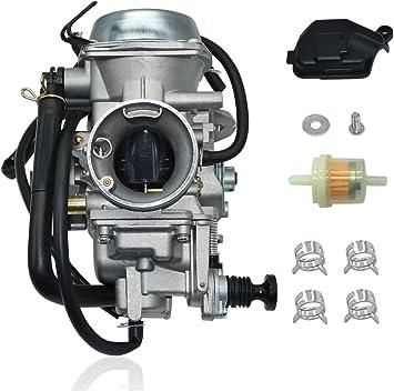 New Air Filter For Honda Rubicon 500 TRX500FA TRX500FGA 4X4 2001-2004 2015-2017