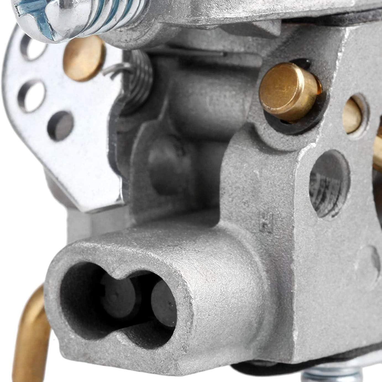 Monland Ketten S?Gen Vergaser f/ür Partner P360 Vergaser Walbro WT 826 Vergaser Ersetzen