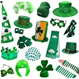 6-Pack St. Patricks Day Costume Accessory Set for Adults by Funny Party Hats