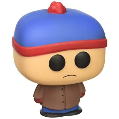 Nickelodeon Funko POP Animation South Park Stan Figures: Funko Pop! Television:: Toys & Games