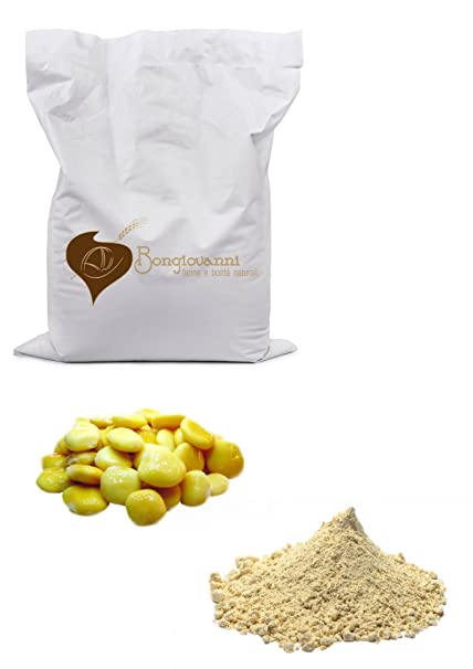 Lupino 25 kg de harina: Amazon.es: Alimentación y bebidas