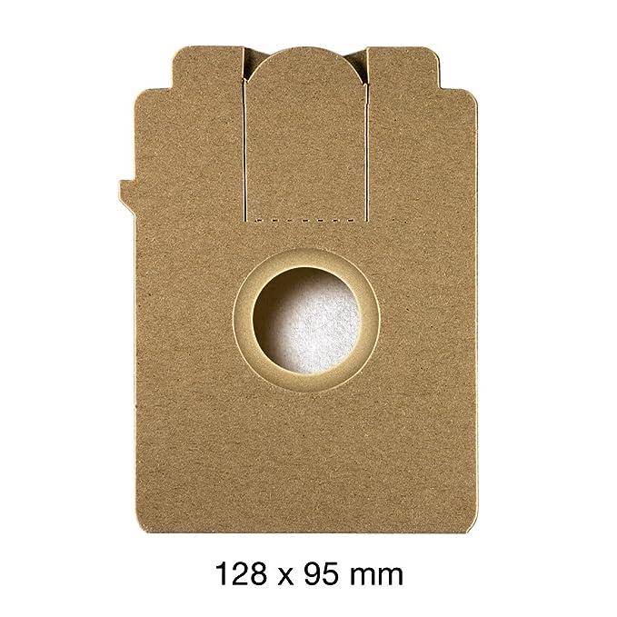 Amazon.com: Xavax BS 05 bolsa de aspiradora 4 unidades con ...