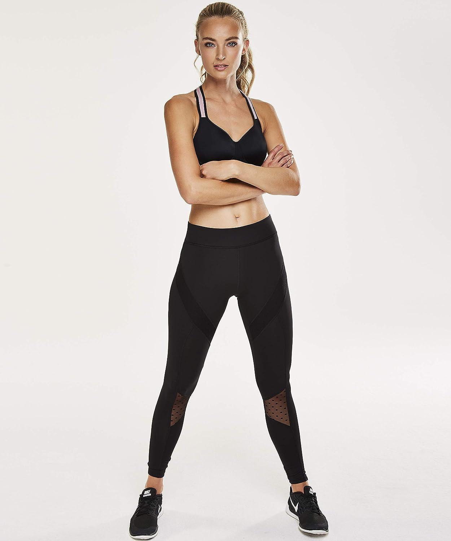 c21776daff742 Hunkemöller Women HKMX The All Star Sports Bra Level 2  Amazon.co.uk   Clothing