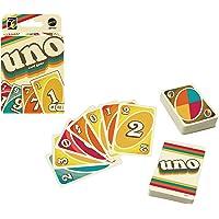 Mattel Games Uno Iconic 1970'S