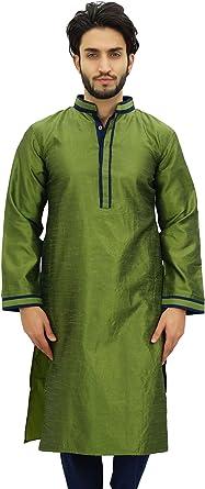 Atasi Disenador Long Kurta Casual Bollywood etnica Camisa ...