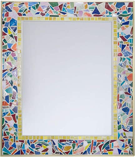 Spiritoso Mosaico Mosaic Mirror 24 x 30