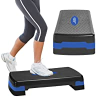Deals on Aduro Sport Aerobic Exercise Step Deck