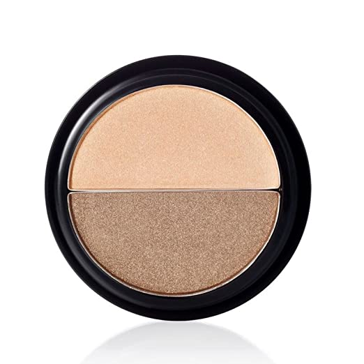 e.l.f. Duo Eyeshadow, Butter Pecan, 0.34 Ounce