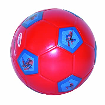 Darpèje Spiderman - Balon de Goma con Red Individual: Amazon.es ...
