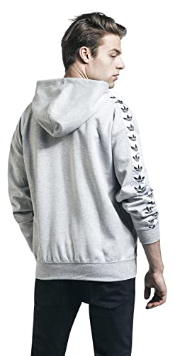 100% authentic outlet for sale pretty nice adidas TNT Tape Hoody Sweat à Capuche Gris: Amazon.fr ...