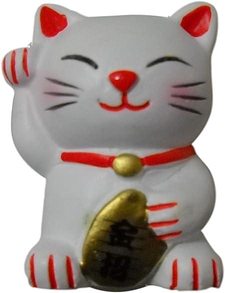 Japanese Manekineko Design Magnet Beckoning Cat