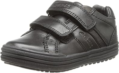 partícipe tranquilo flotante  Amazon.com: Geox JR Elvis Uniform Shoe Toddler/Little Kid/Big M Kid: Shoes