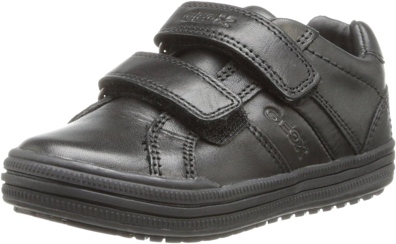 apasionado Explosivos Dispersión  Geox Elvis - Zapatillas niños, color Negro, talla 26 EU: Amazon.es: Zapatos  y complementos
