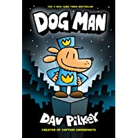 Image for Dog Man: From the Creator of Captain Underpants (Dog Man #1)