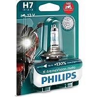 Philips 12972XV+BW X-Tremevision Moto + 130% H7 Motorfiets-koplamp, 1 stuk