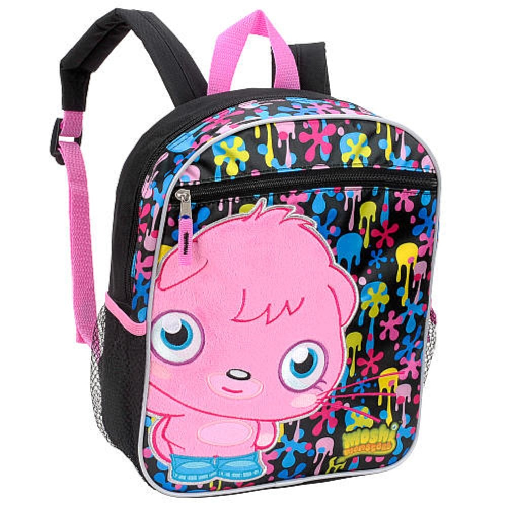Amazon com moshi monster poppet mini school backpack toys games