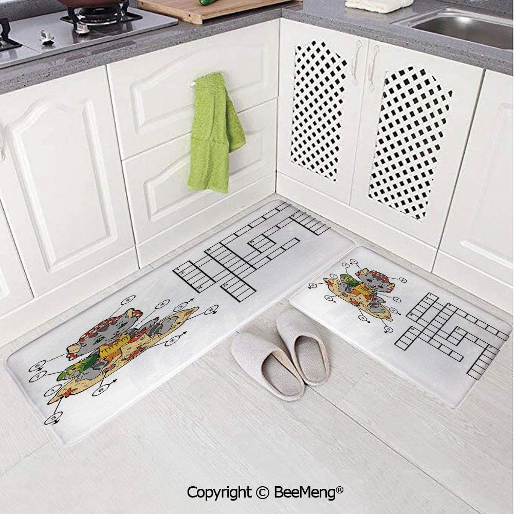 47 Kitchen Drawer Crossword Background
