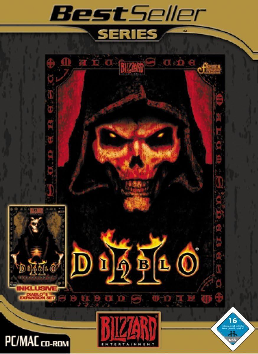 Diablo 2 Gold [BestSeller Series] [Importación alemana]: Amazon.es ...